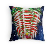 Tralalalalobite mega Throw Pillow