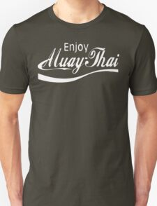 Enjoy Muay Thai  T-Shirt