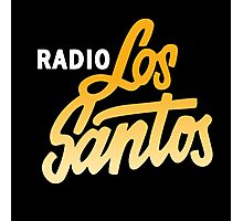 Radio Los Santos Photographic Print
