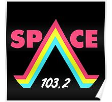 Space 103.2  Poster