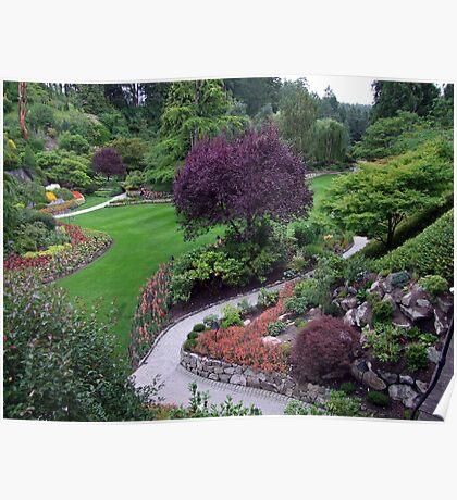 Sunken Garden(5) Poster