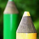 Pencils by Wayne Gerard Trotman