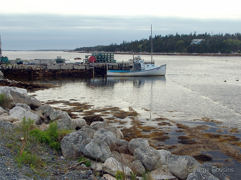 West Pennant,Nova Scotia by George Cousins