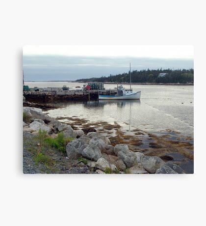 West Pennant,Nova Scotia Canvas Print
