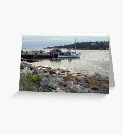 West Pennant,Nova Scotia Greeting Card