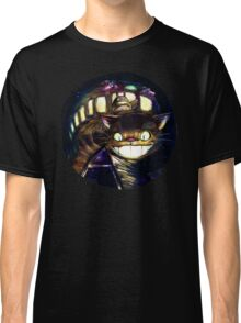 Cat Bus and Totoro are in Your Town Classic T-Shirt