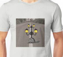 Shining in the darkest days. Unisex T-Shirt
