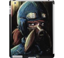 Nausicaa Valley of the Wind Anime Tra Digital Painting  iPad Case/Skin