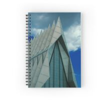 Chapel At the Academy Spiral Notebook