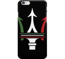 Maserati tribute iPhone Case/Skin