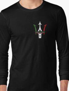 Maserati tribute Long Sleeve T-Shirt