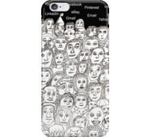 Mass Communication iPhone Case/Skin