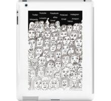 Mass Communication iPad Case/Skin