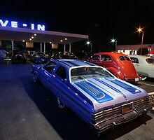 Cruise Night at Bob's Big Boy Broiler by marcoman