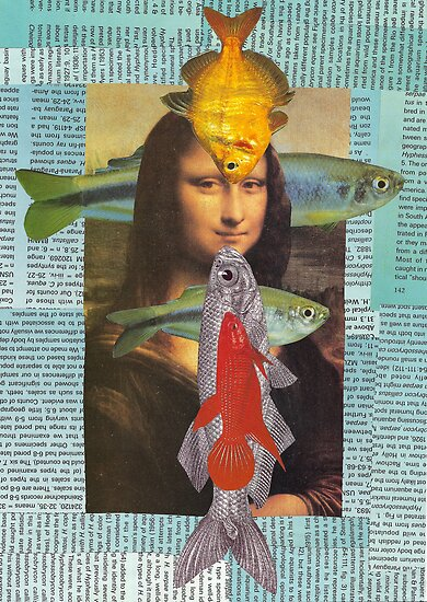 fish lisa for Andy by Soxy Fleming