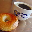 Coffee and a Bagel by Jay Gross