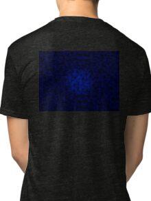 Study in Blue Tri-blend T-Shirt