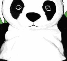 It's a Panda! Sticker