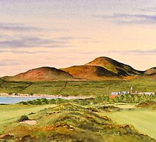 Royal County Down Gold Course by bill holkham