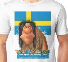 Old Agda the Pitbog Troll form Sweeden Unisex T-Shirt