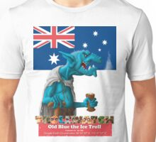 Old Blue the Ice Troll Unisex T-Shirt