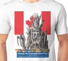 Stumpy the Primordial Forest  Troll Unisex T-Shirt
