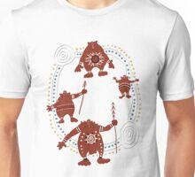 Rock Troll Art Unisex T-Shirt