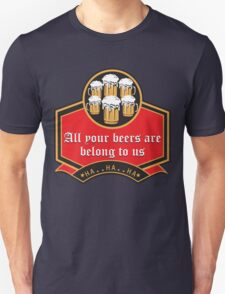 All your beers T-Shirt