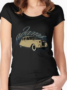 enjoy the ride Women's Fitted Scoop T-Shirt