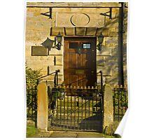 The Doorway 1784 Poster