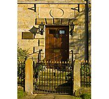 The Doorway 1784 Photographic Print