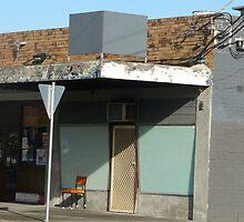 Gray Shop by Joan Wild