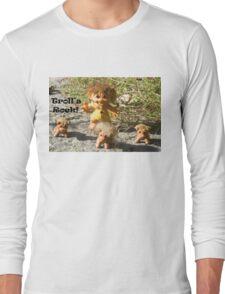 Troll's Rock! Long Sleeve T-Shirt