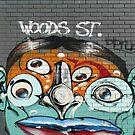 Woods St by Joan Wild