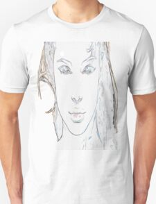 Beauty is in the eyes of the beholder Unisex T-Shirt