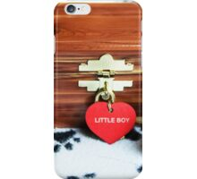 ♥ Little Boy Comes Home ♥ iPhone Case/Skin