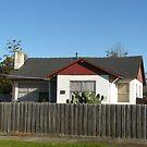 Weatherboard House, Laverton by Joan Wild