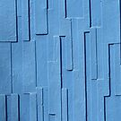 Blue Rectangles by Joan Wild