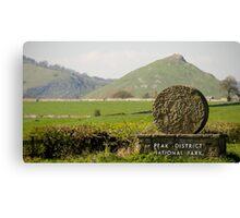 Thorpe Cloud: The Peak District Canvas Print