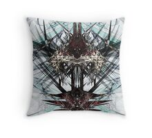 Shining Kingdom Throw Pillow