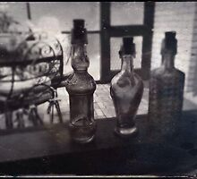 Bottles by Geoff Smith