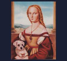 Lady with Giulietta One Piece - Long Sleeve