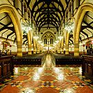 St Marks by Alan McMorris