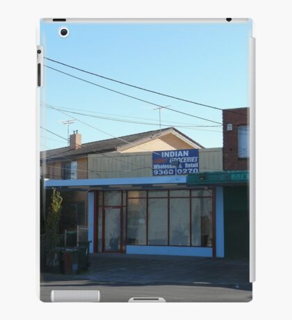 Indian Osho Groceries iPad Case/Skin