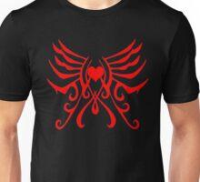 Red Tattoo heart Tshirt Unisex T-Shirt