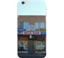 Milkbar, Laverton iPhone Case/Skin