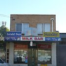 Milkbar, Laverton by Joan Wild