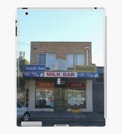 Milkbar, Laverton iPad Case/Skin