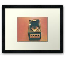 Gamecube Still Life  Framed Print