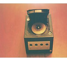 Gamecube Still Life  Photographic Print
